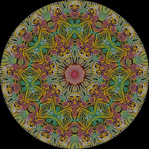 Earth Mandala Living Moon Astrology
