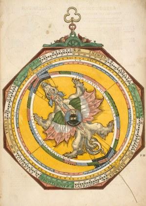 Astronomicum 'Caesareum' by Michael Ostendorfer (1540)