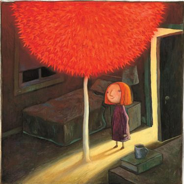 'The Red Tree' by Shaun Tan