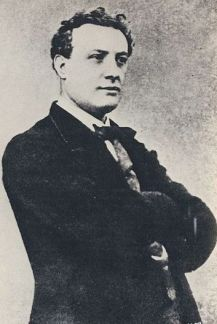 Jules Verne at 25 years of age