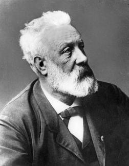 Jules Verne in old age