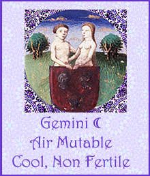03 Gemini Moon Cool Non Fertile