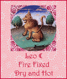Leo Moon Dry and Hot