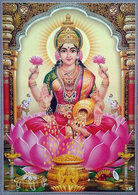 Lakshmi, Goddess of Wealth and Pleasure